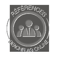 BEACHFLAG--REFERENCES-CLIENTS